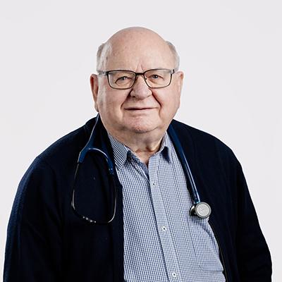 Dr Graham Cruickshank